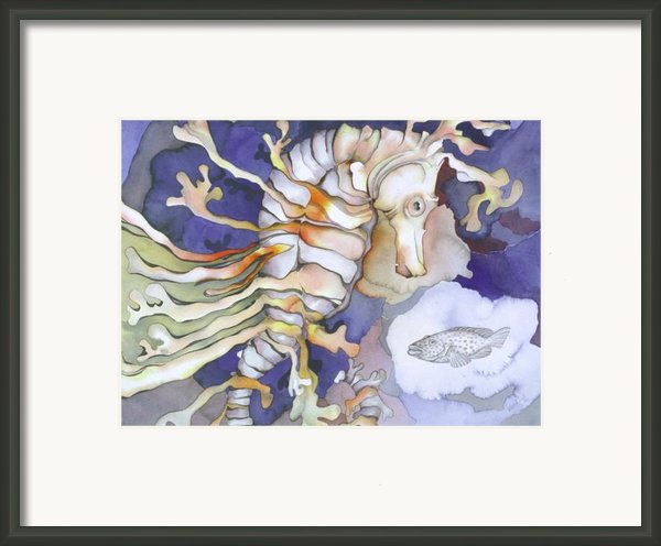 Just Dreaming Too Framed Print By Liduine Bekman
