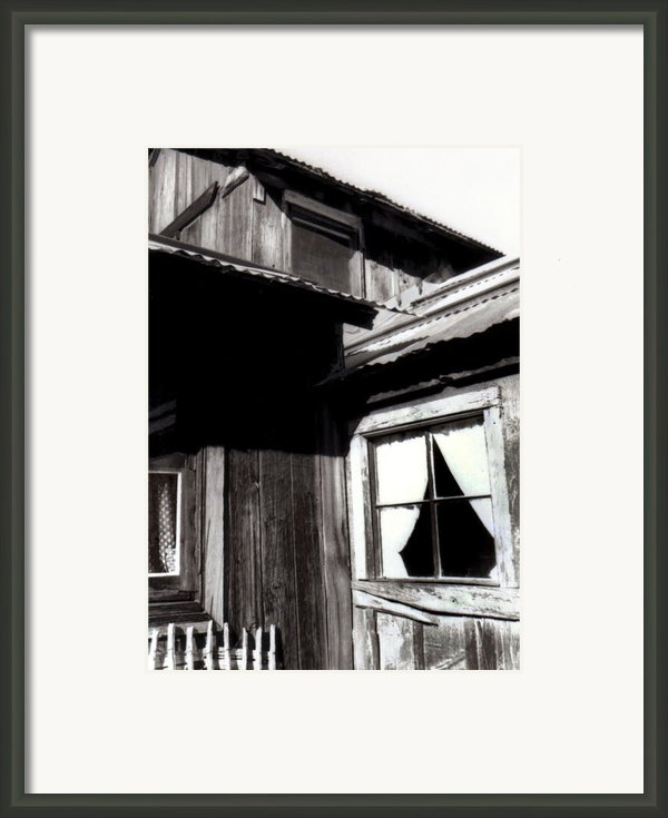 Keys Ranch Framed Print By Timothy Bulone