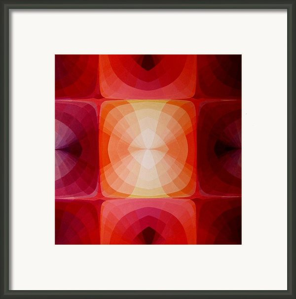Kiss Of Light Framed Print By Rui Coelho Dos Santos