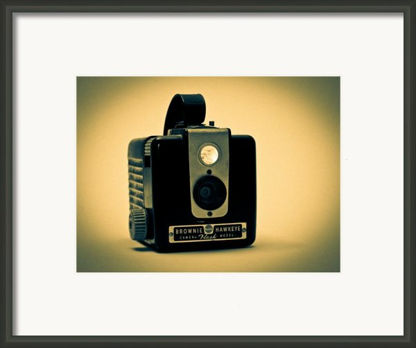 Kodak Brownie Framed Print By Bob Orsillo