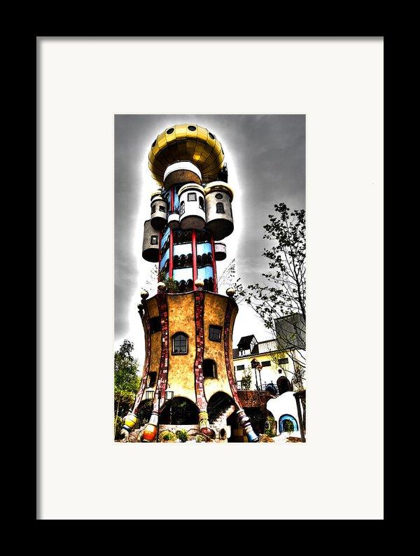 Kuchlbauer - Abensberg Framed Print By Juergen Weiss