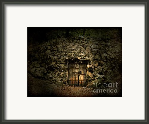 Labyrinth Trap Framed Print By Andrew Paranavitana