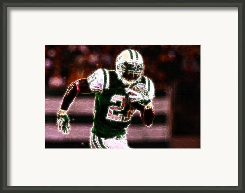 Ladainian Tomlinson - 01 Framed Print By Paul Ward