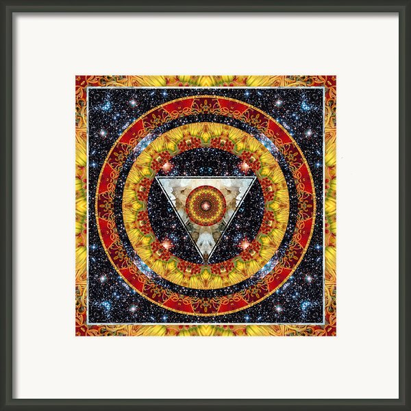 Lady Night Framed Print By Bell And Todd