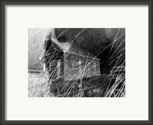 Land That Time Forgot Framed Print By Rick Rauzi