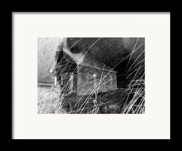 Land That Time Forgot Framed Print By Rick Rauzi