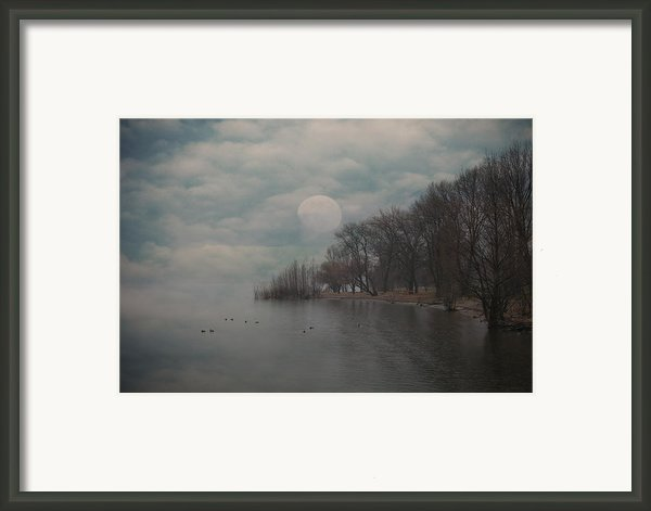 Landscape Of Dreams Framed Print By Joana Kruse