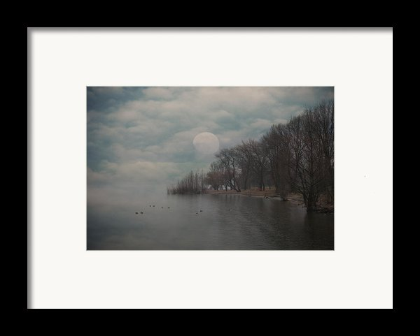 Landscape Of Dreams Framed Print By Joana Kruse