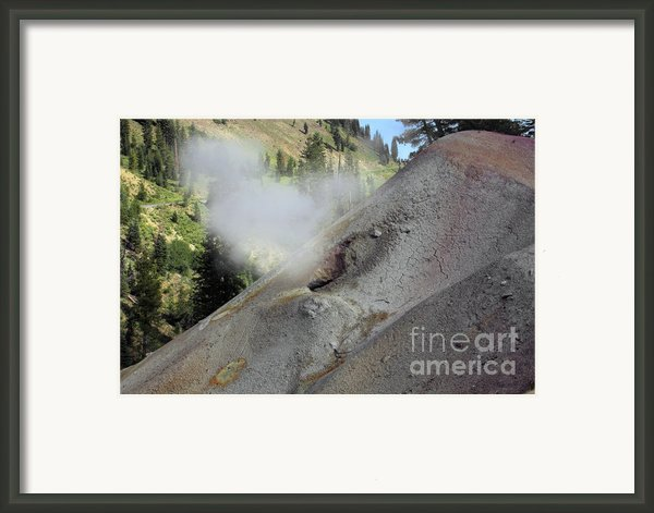 Lassen Volcanic Wilderness Framed Print By Christine Till