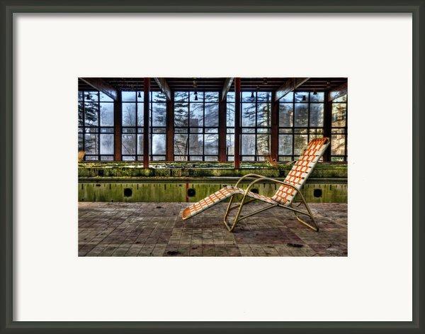 Last Resort Framed Print By Evelina Kremsdorf
