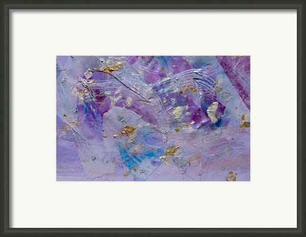 Lavender Haze Framed Print By Don  Wright