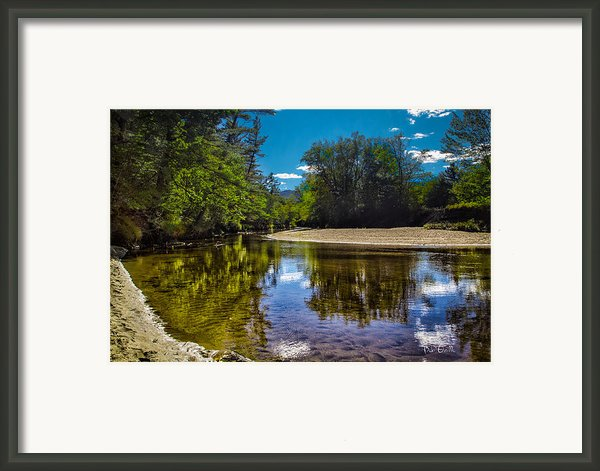 Lazy Afternoon Framed Print By Bob Orsillo