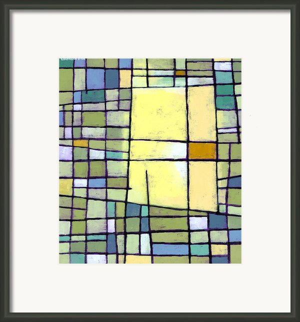 Lemon Squeeze Framed Print By Douglas Simonson