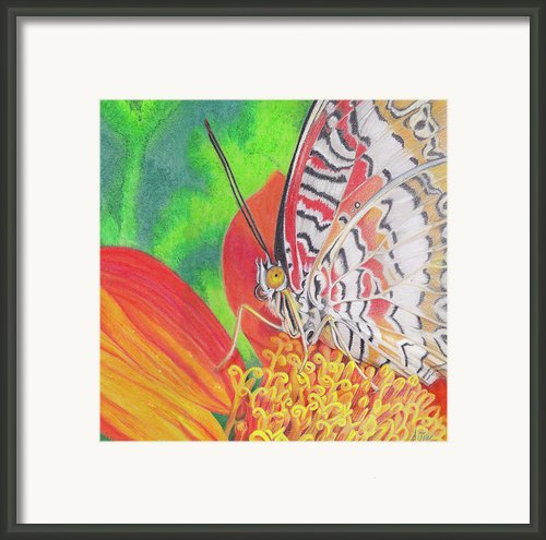 Let Go Framed Print By Amy Tyler