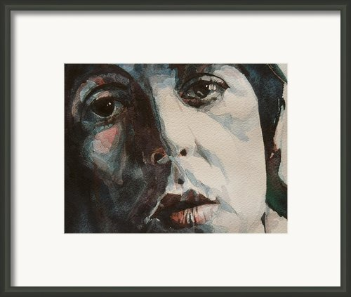 Let Me Roll It Framed Print By Paul Lovering
