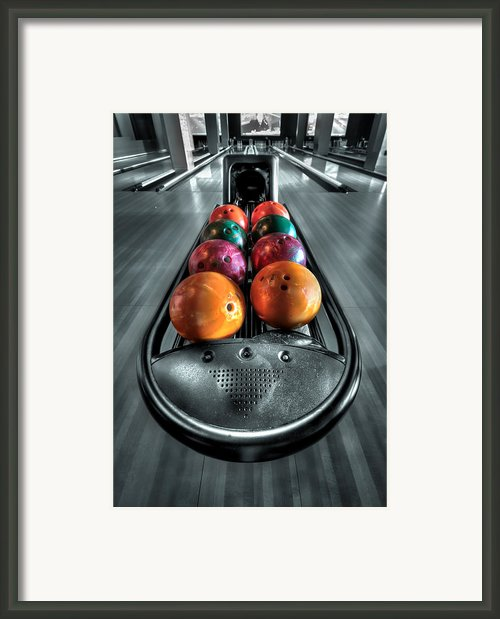 Let The Good Times Roll Framed Print By Evelina Kremsdorf