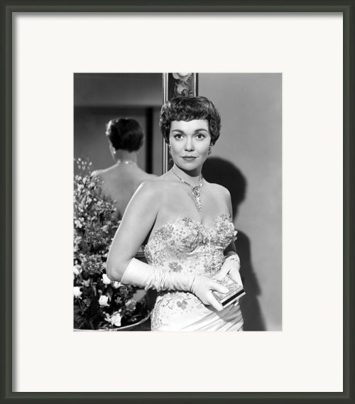 Lets Do It Again, Jane Wyman, 1953 Framed Print By Everett