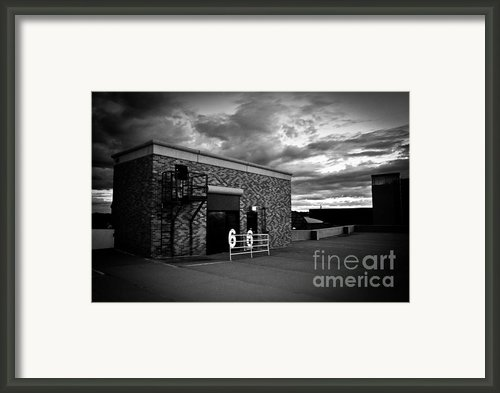 Level 6 Framed Print By Shutter Happens Photography