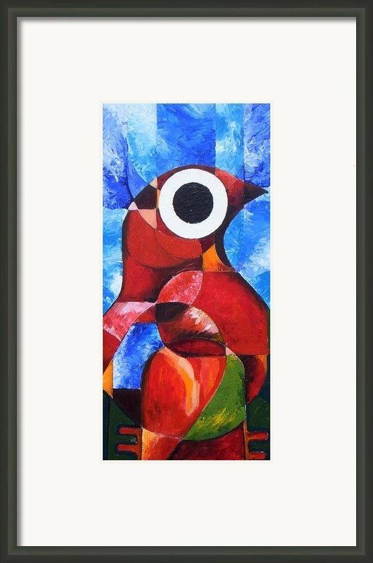 Life Spirit Affirmtion Framed Print By Harold Bascom
