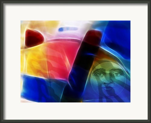 Light And Dark Framed Print By Ann Croon