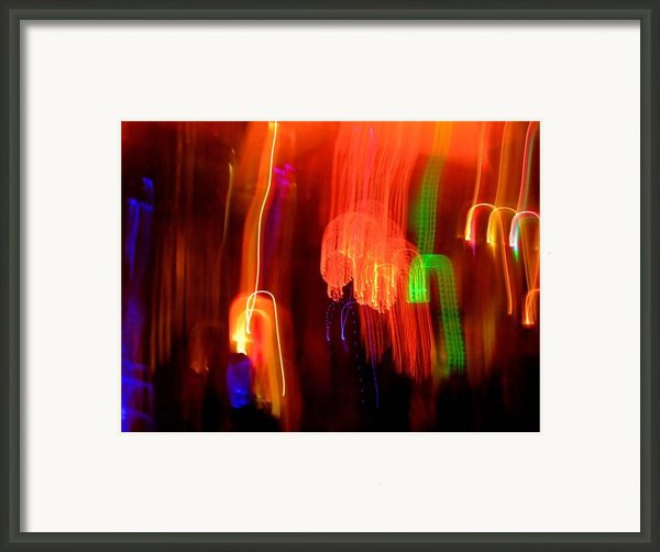 Light Falling Framed Print By Elizabeth Hoskinson