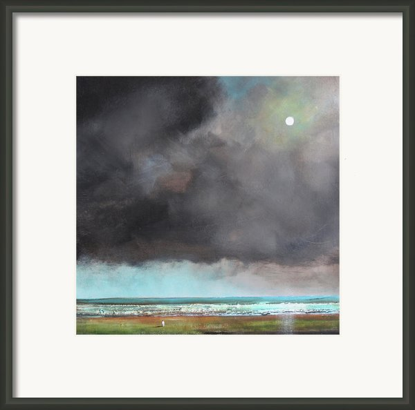 Light Of Hope Framed Print By Toni Grote