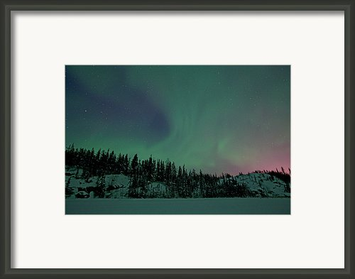Light Trails Framed Print By Photography By Claire Chao