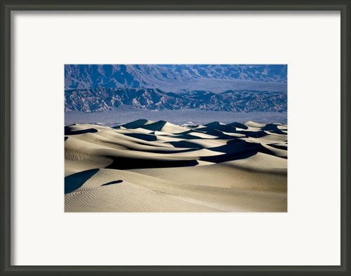 Like The Sea Framed Print By Mike Irwin