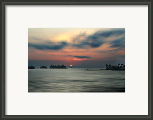 Limbe Cameroon Framed Print By Julie L Hoddinott