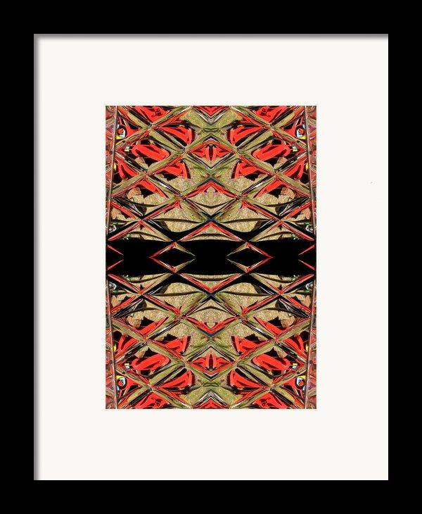 Lit0911001008 Framed Print By Tres Folia