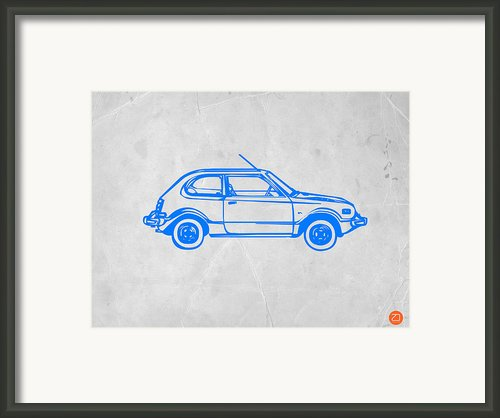 Little Car Framed Print By Irina  March