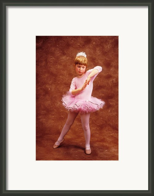 Little Dancer Framed Print By Garry Gay