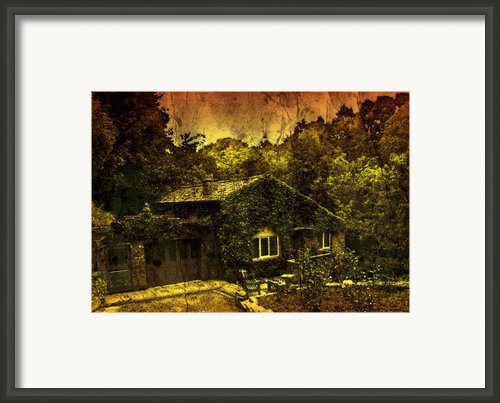 Little House Framed Print By Svetlana Sewell