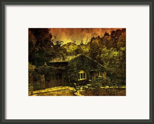 Little House Framed Print By Svetlana Sewell