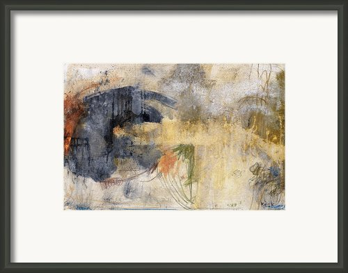 Live And Learn  Framed Print By Michel  Keck