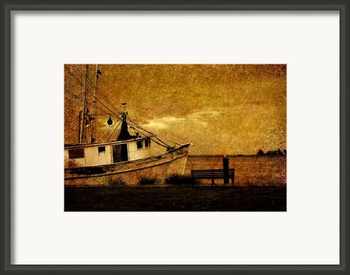 Living In The Past Framed Print By Susanne Van Hulst