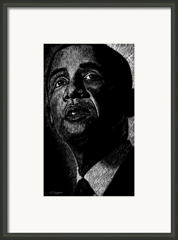 Living The Dream Framed Print By Maria Arango