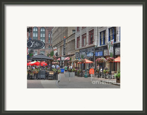 Lola Framed Print By David Bearden