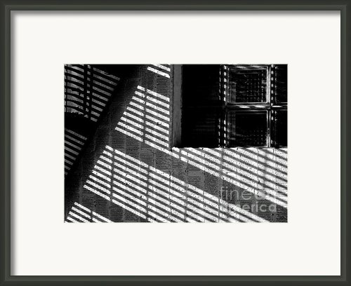 Long Shadows Framed Print By Steven Milner