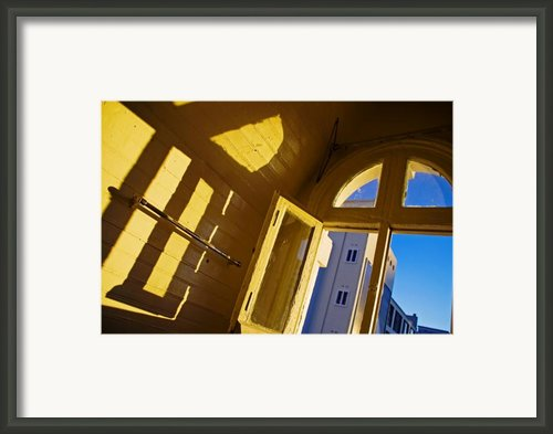 Long Street Morning Framed Print By Skip Hunt