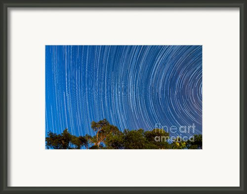 Long Trails Framed Print By Niko Monkkonen