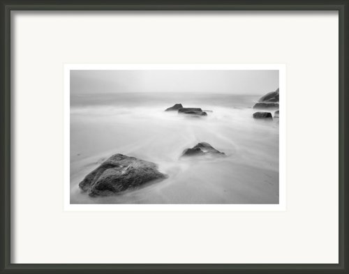 Lost Rocks Framed Print By Chad Tracy