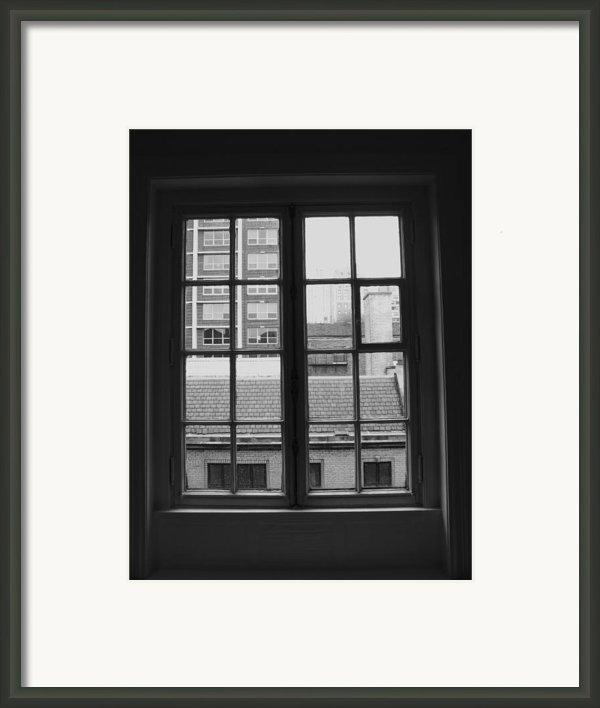 Lots Of Lines Framed Print By Anna Villarreal Garbis