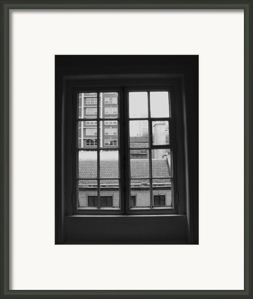 Lots Of Lines Framed Print By Anna Villarreal Garbis