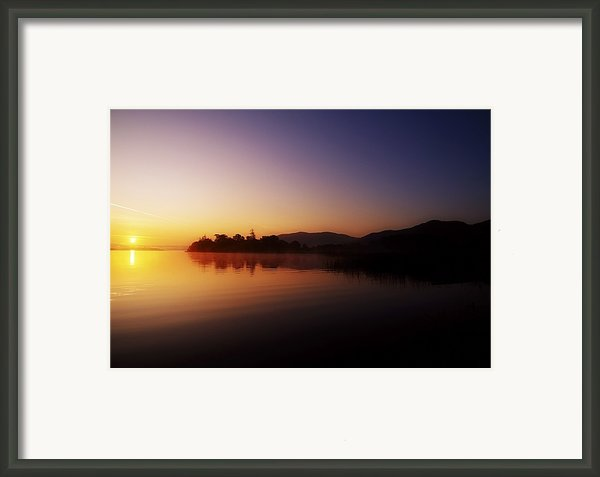 Lough Gill, Co Sligo, Ireland Irish Framed Print By The Irish Image Collection