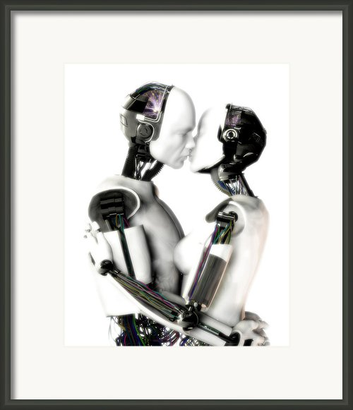 Love Machines - 1st Base Framed Print By Frederico Borges