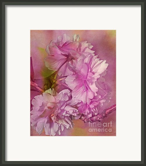 Loving Promises Framed Print By Zeana Romanovna