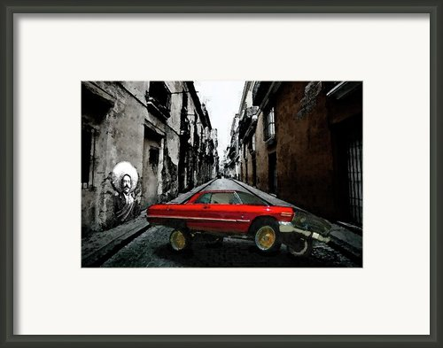 Low Rider Framed Print By Monday Beam