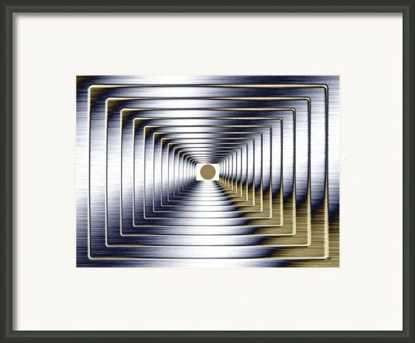 Luminous Energy 1 Framed Print By Will Borden