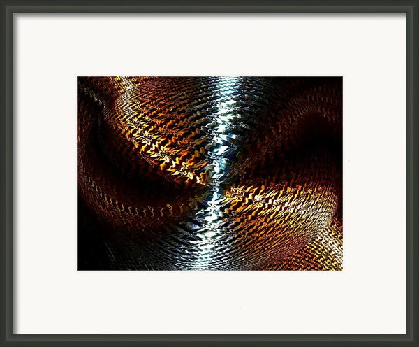 Luminous Energy 10 Framed Print By Will Borden